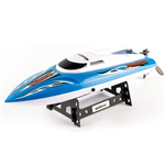UDI Tempo RC Boat - Racing Blue 2.4G