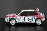 EZRL2322 Lancia Delta Clear Body set