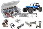 Axial Wraith Stainless Screw Kit