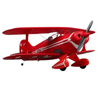 E-Flite UMX Pitts S-1S BNF w/AS3X Technology