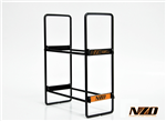 OOSpeed NZO Tire Rack Black