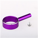 OOSpeed V3 Alu.holder - Purple