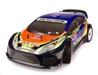 HSP Kutiger Rally 1:10 Brushless::Komplett m/LiPo
