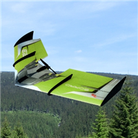 RCF FUN Zorro Wing ARF - Green