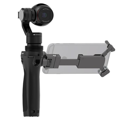 DJI Osmo  4K 12MP + 2x Batteri