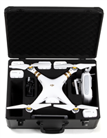 Koffert for Phantom 3 Pro/Adv BLACK