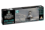ITALERI 1:700 - Bismarck - World of Warships
