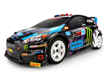 HPI WR8 Flux RTR - Ken Block Fiesta Body