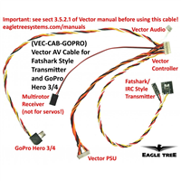 ETS Vector Cable GoPro