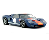 Slot.it Ford GT40 N.11 1st Daytona 1967