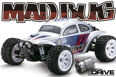 Kyosho Mad Bug VEi 4WD ReadySet