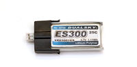 1s   300mAh - 25C - Dualsky for MCPX