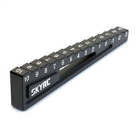 SkyRC Chassis Droop Gauge 3.0-10.0mm Black