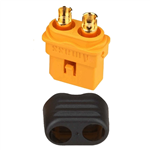 Amass XT60 Secure - Batteryside plug