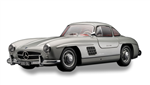 Pocher Mercedes-Benz 300 SL - 1:8 - Gullwing