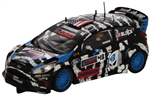 SCX Ford Fiesta RS WRC - Block