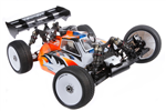 Serpent Cobra SRX8 1/8 4WD Buggy Race Kit