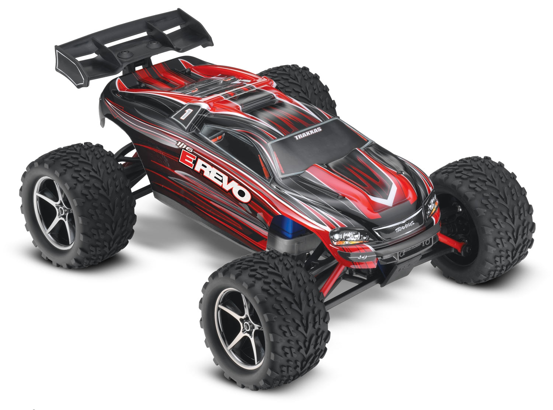 Traxxas E-Revo 1/16 4WD Brushed RTR :: Komplett