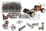 Serpent 811e / 2.0 Buggy Stainless Screw Kit