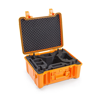 B&W CopterCase for DJI Phantom 4 Orange