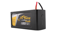 6s 22000mAh - 25C - Gens Ace Tattu Plus