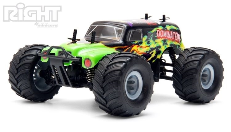 Right RC Right EP Big Foot 1/24 RTR