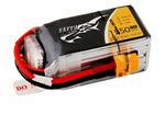 4s  1550mAh - 75C - Gens Ace Tattu XT60 Racing