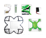 Hubsan Value Pack - H108 Green