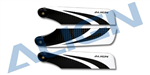 HQ1050CT 105 Carbon Fiber Tail Blades (3)