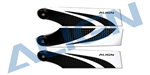 HQ0900DT 90 Carbon Fiber Tail Blades (3)