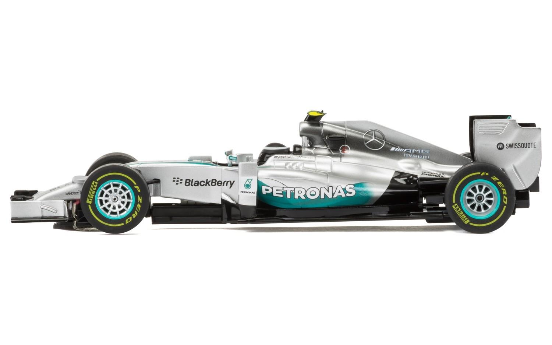 Scalextric Mercedes F1 W05 Hybrid Nico Rosberg