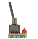 Jeti Switch for DC spring loaded 2 position
