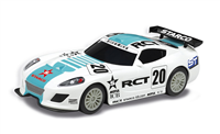 Scalextric GT Lightning - White