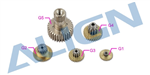 HSP53502T DS535 Servo Gear Set