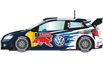 Scalextric Volkswagen Polo WRC
