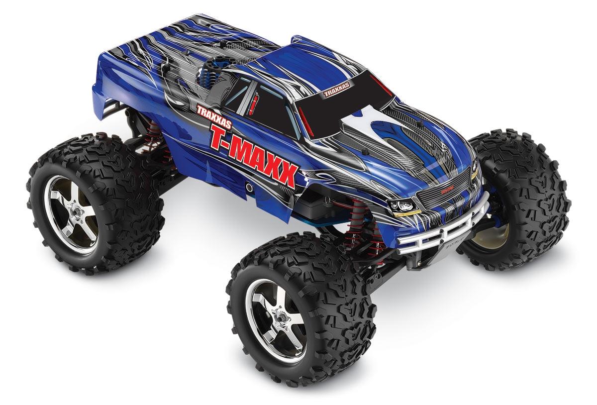 Traxxas T-Maxx 3,3 4WD 2.4GHz TSM