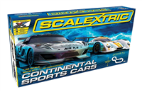 Scalextric Bilbane - Continental Sports Cars