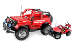 Ninco Tecnic All Terrain RC Kit 531pcs