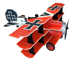 RCF Lite Crack Fokker Dr.1 Triplane Red/Yellow