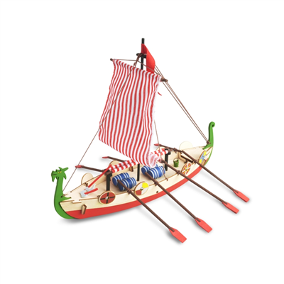 Junior Collection - Viking Ship