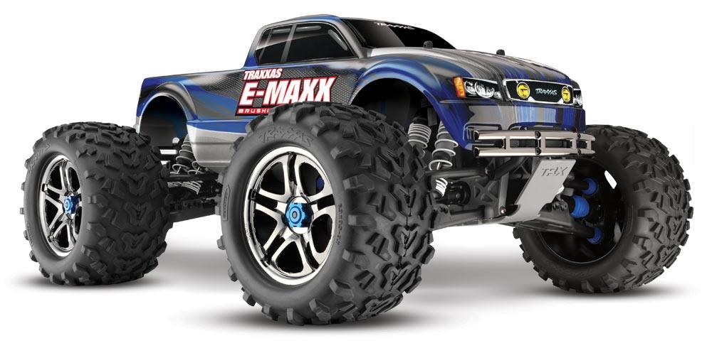 Traxxas E-Maxx 4WD Brushless TSM