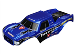 TRX-3658 Body Bigfoot Firestone Replica 1/10