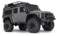 Traxxas TRX-4 Land Rover Defender Silver 1/10 RTR