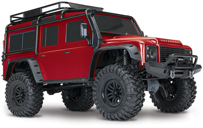 Traxxas TRX-4 Land Rover Defender D110 1/10 RTR