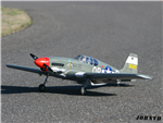 VQ P-51B Mustang Boise Bee .4 6EP/GP