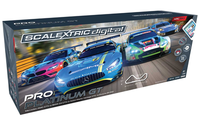 Scalextric Bilbane - Platinum GT ARC PRO Digital