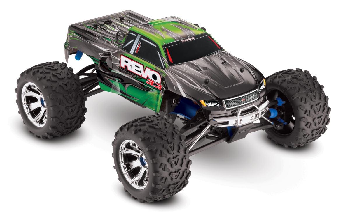 Traxxas Revo 3.3 4WD TQi TSM