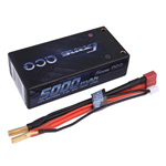 2s  5000mAh - 50C - Gens Ace Shorty Deans