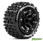 Louise Tire & Wheel ST-Pioneer 2.2 Black Soft (2)