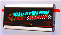 Clearview Racing 5.8G Receiver